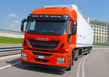 iveco natural power