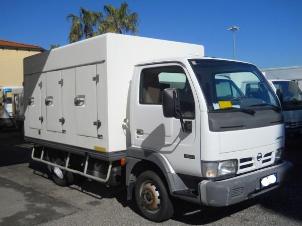 Schema Elettrico Nissan Cabstar : Impianto elettrico nissan cabstar camion surgelati