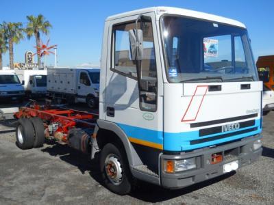 Eurocargo 65E14 cabinato