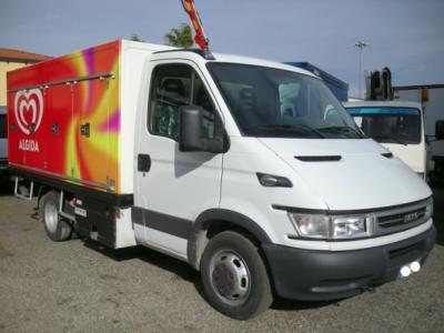 furgoni refrigerati piastre eutettiche