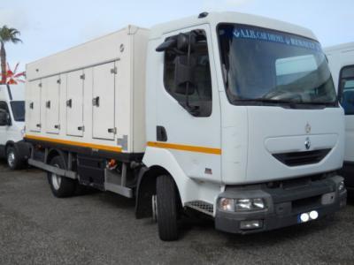 Renault midlum 180 refrigerato